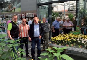 Reinhold Hilbers startete Sommertour in Uelsen