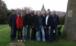 CDU Vorstandsmitglieder