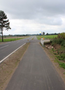 Radweg Uelsen - Getelo