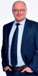 Samtgemeinde-bürgermeisterkandidat Hajo Bosch im Interview